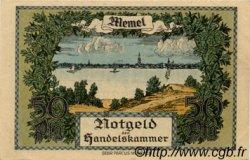1/2 Mark MEMEL  1922 P.01 SUP+
