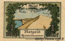 1 Mark MEMEL  1922 P.02 SUP+