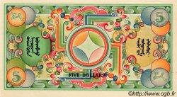 5 Dollars MONGOLIE  1924 P.04a pr.NEUF
