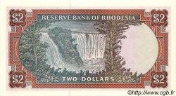 2 Dollars RHODÉSIE  1977 P.31b NEUF