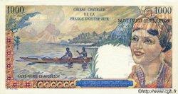 1000 Francs Union Française SAINT PIERRE ET MIQUELON  1946 P.28 SPL