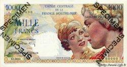 1000 Francs Union Française SAINT PIERRE ET MIQUELON  1946 P.28s pr.NEUF