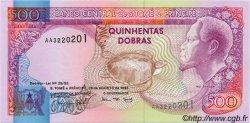 500 Dobras SAINT THOMAS et PRINCE  1993 P.063 NEUF
