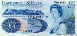 5 Pounds SAINTE HÉLÈNE  1976 P.07a NEUF