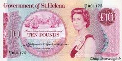 10 Pounds SAINTE HÉLÈNE  1979 P.08a NEUF