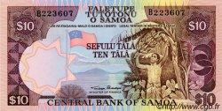 10 Tala SAMOA  1985 P.27 NEUF