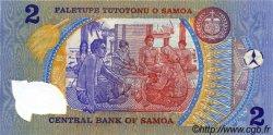2 Tala SAMOA  1990 P.31a NEUF
