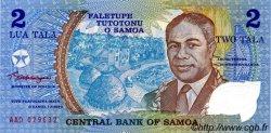 2 Tala SAMOA  1990 P.31d NEUF