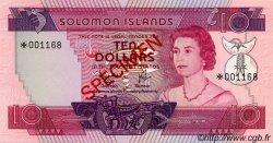 10 Dollars ÎLES SALOMON  1979 P.07s-Cs1 NEUF