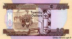 20 Dollars ÎLES SALOMON  1984 P.12 pr.NEUF