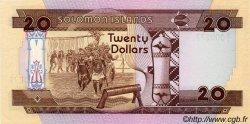 20 Dollars ÎLES SALOMON  1986 P.16a NEUF