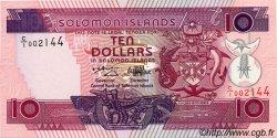 10 Dollars ÎLES SALOMON  1997 P.20 NEUF