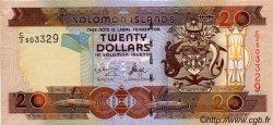 20 Dollars ÎLES SALOMON  1997 P.21 pr.NEUF