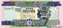 50 Dollars ÎLES SALOMON  2001 P.24 pr.NEUF