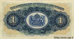 1 Dollar TRINIDAD et TOBAGO  1948 P.05d TTB