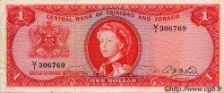 1 Dollar TRINIDAD et TOBAGO  1964 P.26b TTB+