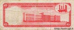 1 Dollar TRINIDAD et TOBAGO  1964 P.26c TB