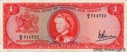1 Dollar TRINIDAD et TOBAGO  1964 P.26c TTB