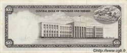 10 Dollars TRINIDAD et TOBAGO  1964 P.28c pr.SUP