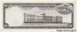 10 Dollars TRINIDAD et TOBAGO  1964 P.28c SUP+