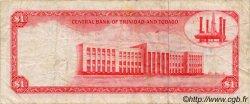 1 Dollar TRINIDAD et TOBAGO  1977 P.30a TB à TTB