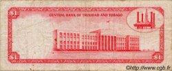 1 Dollar TRINIDAD et TOBAGO  1977 P.30b TB