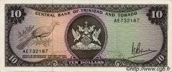 10 Dollars TRINIDAD et TOBAGO  1977 P.32a SUP