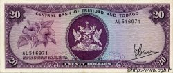 20 Dollars TRINIDAD et TOBAGO  1977 P.33a TTB+