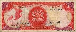 1 Dollar TRINIDAD et TOBAGO  1985 P.36a pr.TB