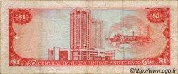 1 Dollar TRINIDAD et TOBAGO  1985 P.36d TB