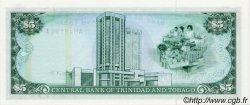 5 Dollars TRINIDAD et TOBAGO  1985 P.37a pr.NEUF