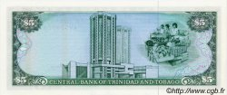 5 Dollars TRINIDAD et TOBAGO  1985 P.37b pr.NEUF