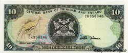 10 Dollars TRINIDAD et TOBAGO  1985 P.38d NEUF