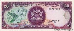 20 Dollars TRINIDAD et TOBAGO  1985 P.39a TTB+