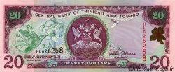 20 Dollars TRINIDAD et TOBAGO  2002 P.44a NEUF