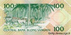 100 Vatu VANUATU  1982 P.01 NEUF