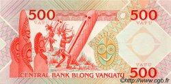 500 Vatu VANUATU  1982 P.02 NEUF