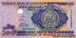 200 Vatu VANUATU  1995 P.08a pr.NEUF