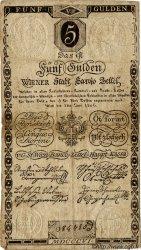 5 Gulden AUTRICHE  1806 P.A038 TB