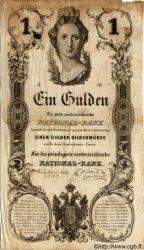 1 Gulden AUTRICHE  1848 P.A081 TB+