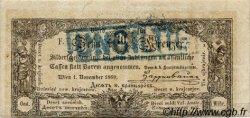 10 Kreuzer AUTRICHE  1860 P.A094 TTB