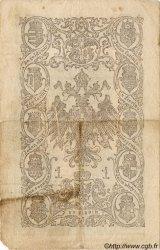 1 Gulden AUTRICHE  1866 P.A150 TTB