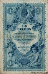1 Gulden AUTRICHE  1888 P.A156 pr.TB