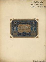 10 Gulden AUTRICHE  1880 P.001s SUP