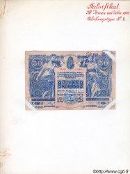 50 Kronen AUTRICHE  1902 P.006x TB