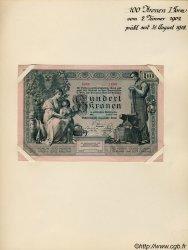 100 Kronen AUTRICHE  1902 P.007s SPL