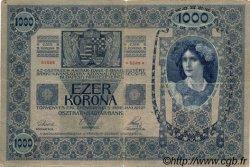 1000 Kronen AUTRICHE  1902 P.008a TB