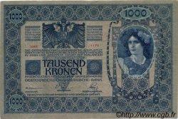 1000 Kronen AUTRICHE  1902 P.008a TTB