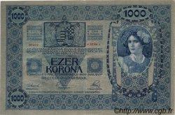1000 Kronen AUTRICHE  1902 P.008a SUP