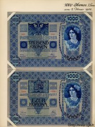 1000 Kronen AUTRICHE  1902 P.008s SPL